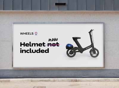 Wheels | Hygienic Helmet Campaign