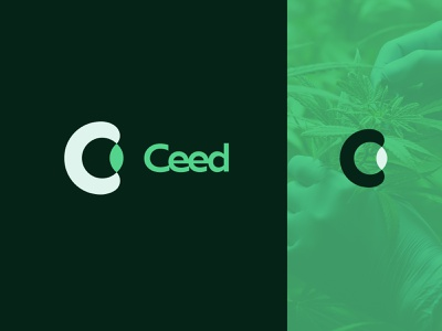 Ceed Labs | Branding science icon typography people brand identity branding logo