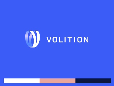 Volition | Brand wellness app mental health wellness pills colorful brand identity branding logo