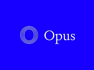 Opus | Branding writing platform saas tech author publishing people brand identity branding logo