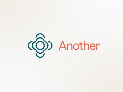 Another | Brand bank finance credit card typography brand identity branding logo