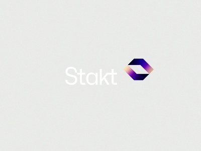 Stakt | Brand coding programming agency dev people brand identity branding logo