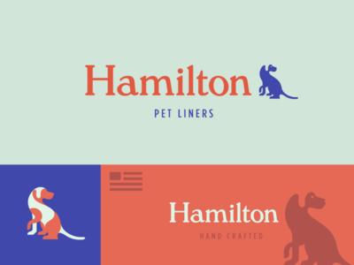Hamilton | Rebrand