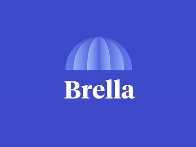 Branding 1   Brella.vc venture capital brella umbrella logo