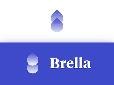 Branding 2   Brella.vc identity brand logo insurance insurtech venture capital vc
