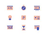 Upfounder | Iconography