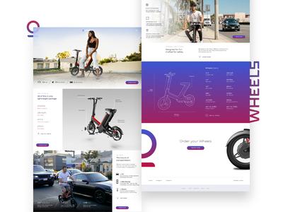 Wheels | Website