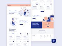 Upfounder | Website