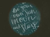 Celestial Self-Love
