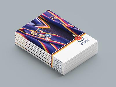 Yearbook Design branding identity design design editorial design