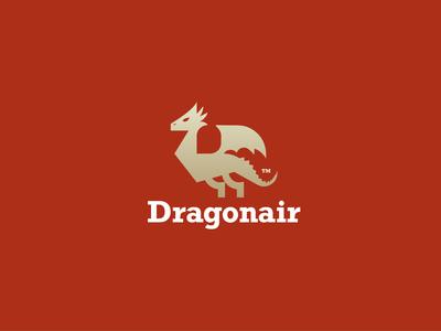 Dragonair - logo design