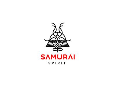 Samurai Spirit - logo design