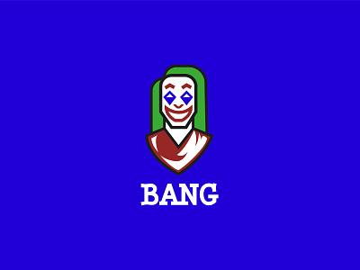 Bang - logo design brand brand identity designer brand identity logodesign logo geometric illustration design branding brand identity design