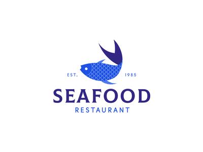 Seafood - logo design