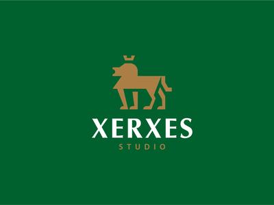 Xerxes - logo design