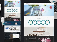 website for company