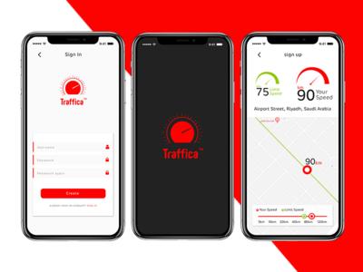 Speed measurement-app-IOS-android