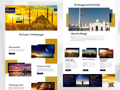 UI & UX , Website Design