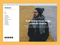 Starboard – WordPress Portfolio Theme