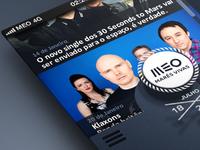 MEO Marés Vivas App
