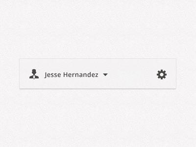 Simple menu menu simple small header icons