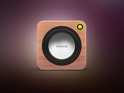 Sub sub subwoofer audio icon ios wobwob bass