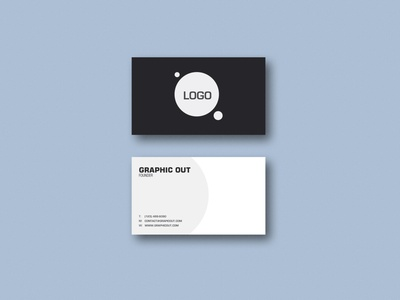 Modern Business Card design behance visiting card design modern free mockups mockup minimal business card free vector graphicout graphic design typography graphic out