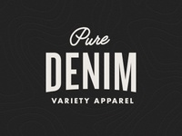 Pure Denim Logo