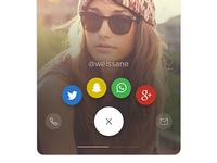 Social media app - Sneak Peek 2