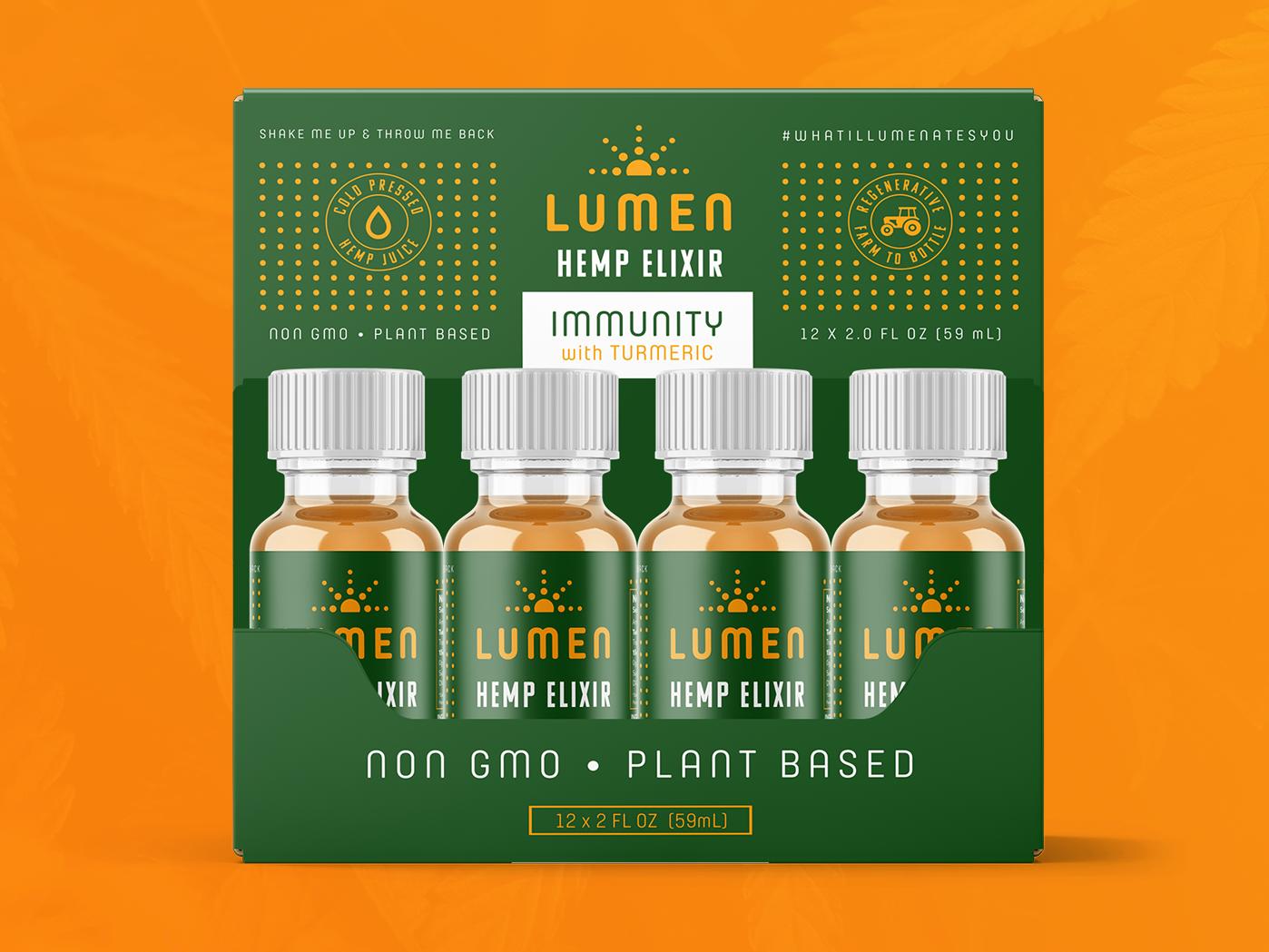 Lumen Immunity label design logodesign logo mark logomaker logo maker logo design brand rebranding icon rebrand packagingdesign packaging design vector illustration typography logo branding design branding