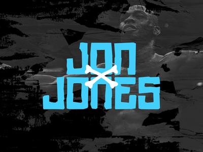 Jon Jones Logotype