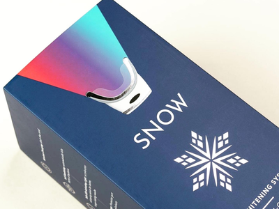 SNOW Box Packaging