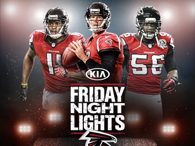 2013 Atlanta Falcons Friday Night Lights