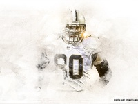 Jimmy Graham Water Color