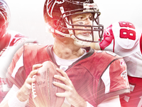 2012 Atlanta Falcons Downloadable Schedule Header