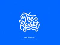 The Radelist Calligraphy Logo