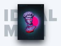 David (Michelangelo) / POSTER
