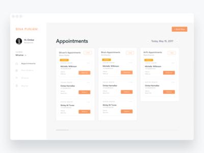 Salon Appointment booking designway appointment salon