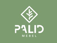 """""""Palid Mebel"""" - Oak Furniture Logo"""