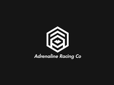 Adrenaline Racing Co logo design branding esports
