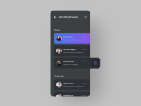 Daily UI 049: Notifications