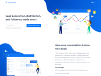 Contactsmarter landing page