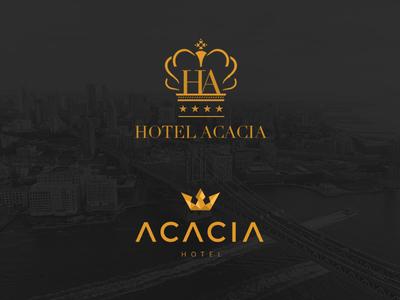 Hotel Acacia Logo