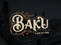 Baku typography
