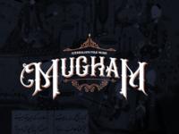 Mugham typography