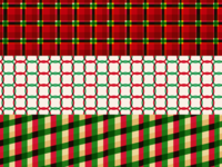 CSS Christmas Wrapping Paper
