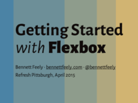 Getting Started with Flexbox