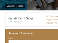 Dealer Information