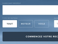 Start your search (in French!)