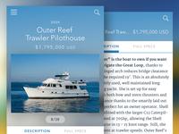 Mobile Boat Listing